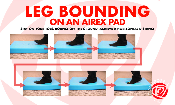 leg bounding best physical therapy washington dc