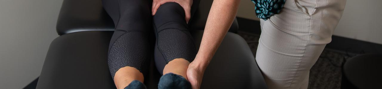 Physical therapy for a tibia and fibula break | Rose Physical