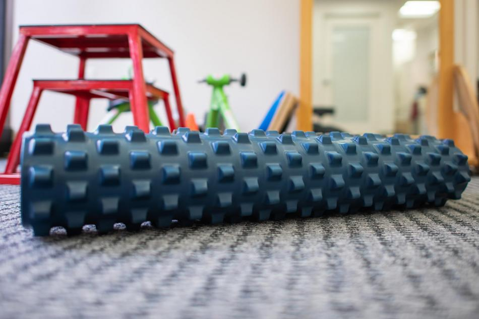 original density rumble roller at rose physical therapy in washington dc