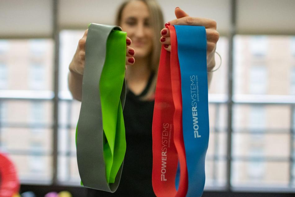 resistance bands physical therapy in washington dc