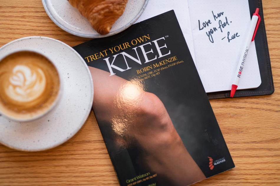 Robin McKenzie Treat Your Own Knee physical therapy