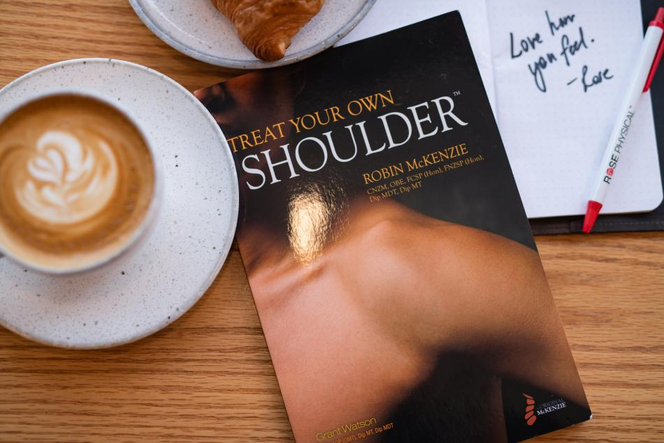 Robin McKenzie Treat Your Own Shoulder physical therapy dc