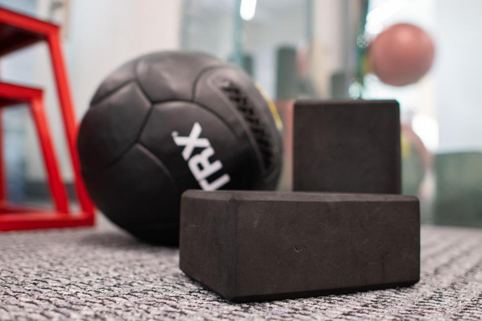 washington dc physical therapy yoga blocks