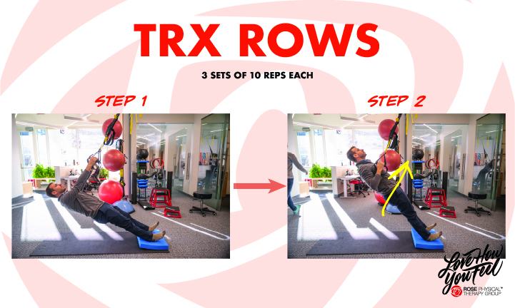 best washington dc physical therapy trx training suspension exercises